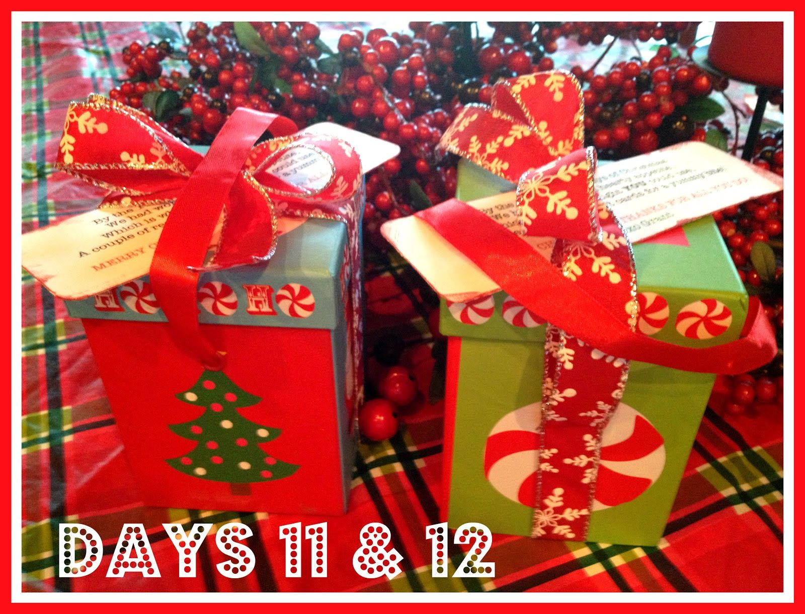 6th grade christmas party ideas - Marci Coombs Days 11 12 Of The 12 Days Of Christmas