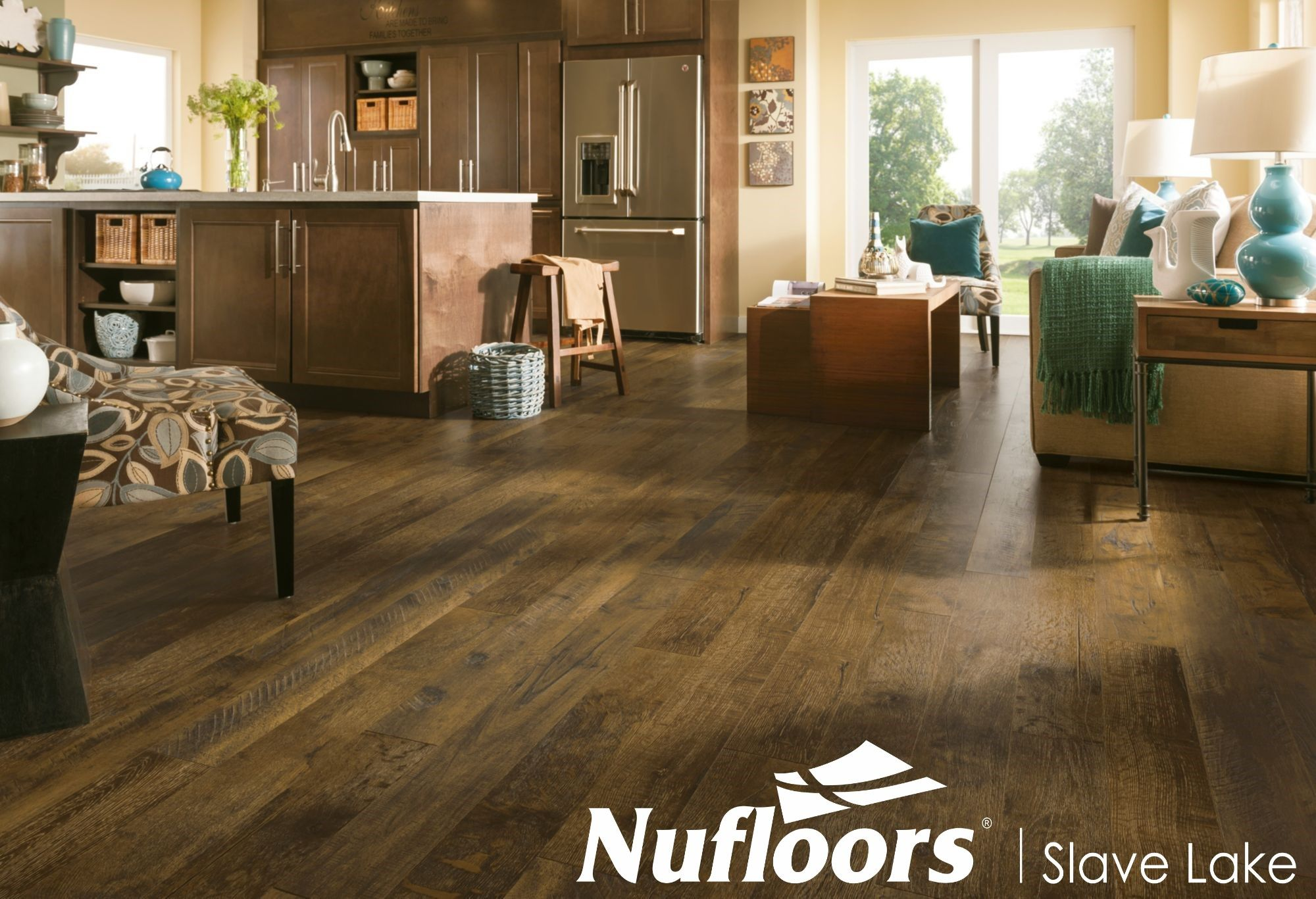 Rustics Premium by Armstrong Laminate flooring, Wood