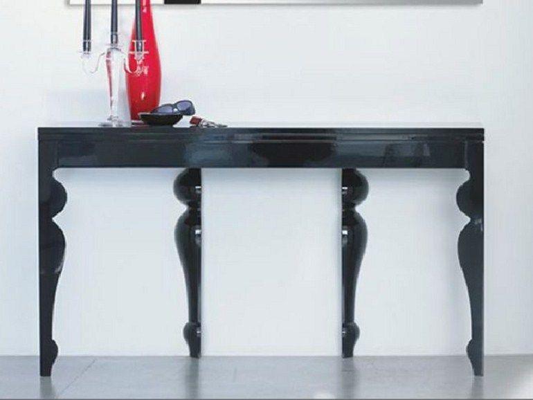 GIUNONE Console table by LINFA DESIGN design ROMANI SACCANI ...