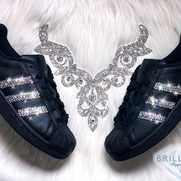 adidas scarpe strass