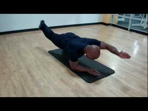 The New way to plank