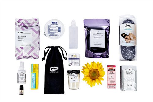Deluxe Postpartum Recovery Box | Motherhood, Gifts for mom, Before baby
