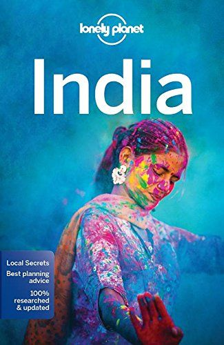 Lonely Planet India Please click on the book jacket to check