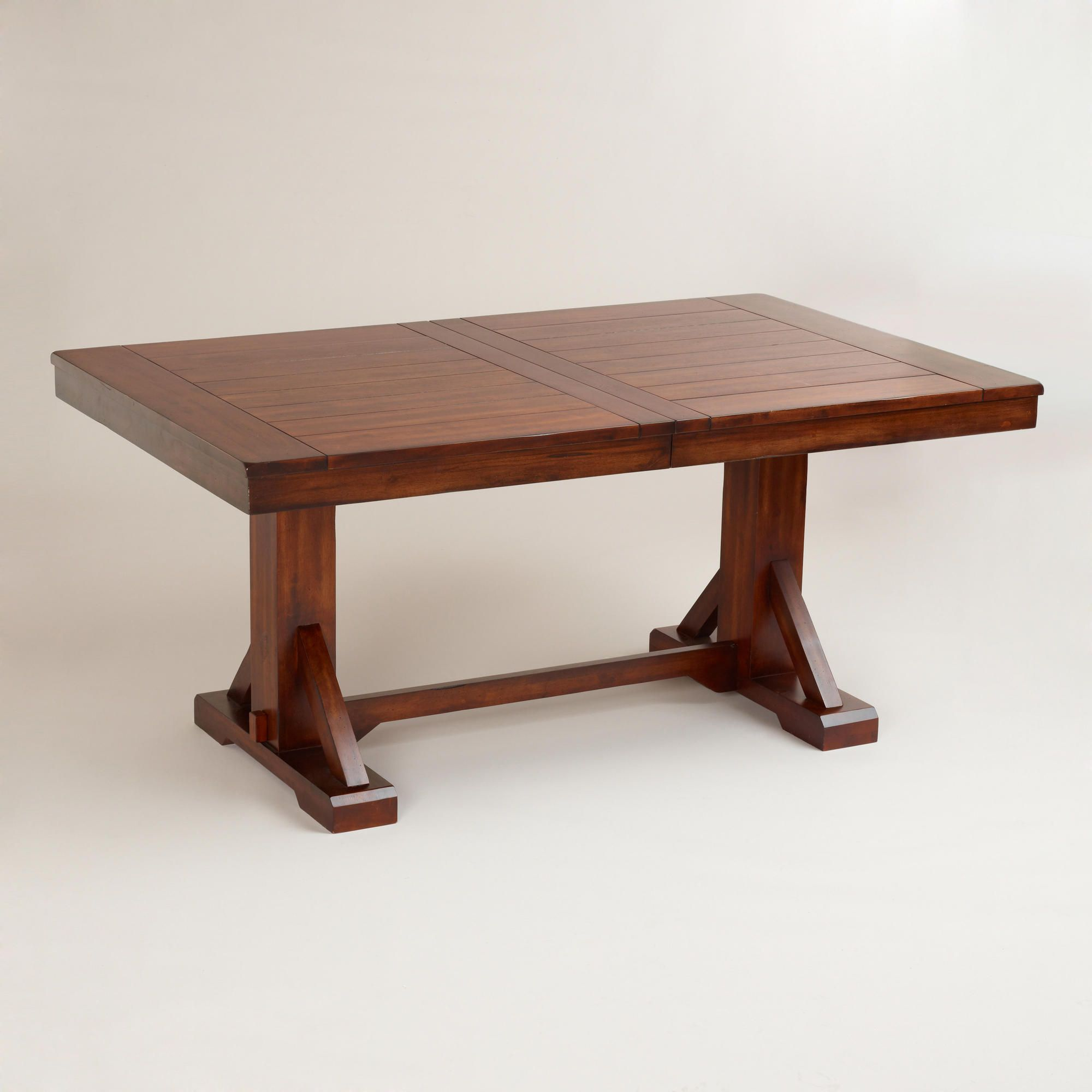Dining Mahogany Verona Trestle Table