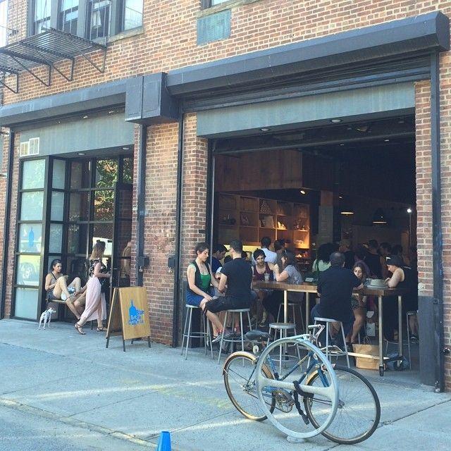 Blue Bottle Coffee On 160 Berry St Brooklyn Ny Blue Bottle