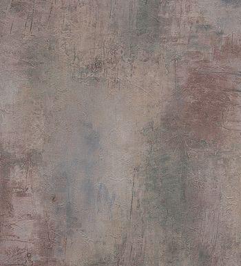 Papel pintado imitaci n pared con estuco estilo industrial for Paredes estilo industrial