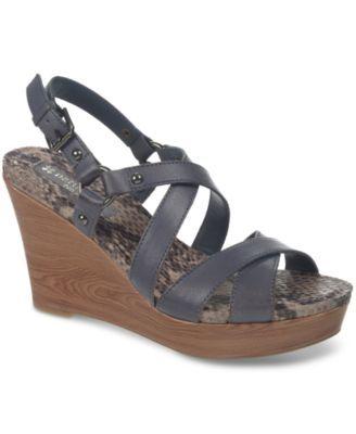 Naturalizer Robyn Platform Wedge Sandals   macys.com