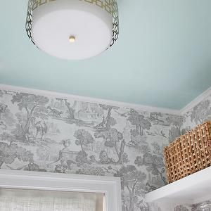 Laundry Room Chandelier, Transitional, Laundry Room, Sherwin Williams Breaktime images
