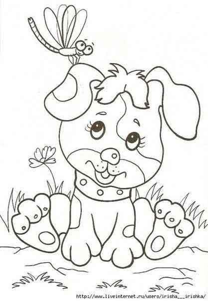 Раскраски с животными (с изображениями) | Раскраски ...