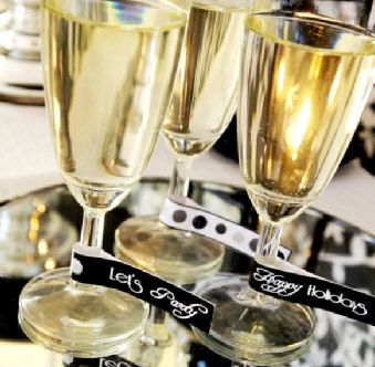 new years champagne labels templates party kit includes the following templates customizable templates