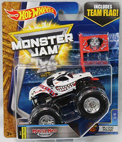 Monster Truck Dog >> Hot Wheels Monster Mutt Dalmatian Truck 2017 New Truck