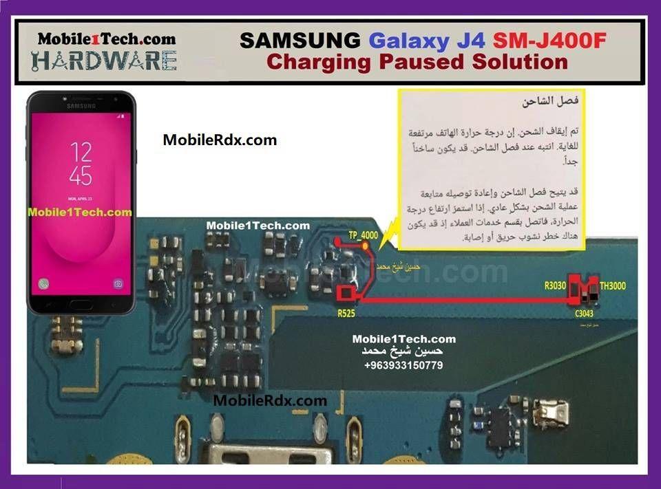 Samsung J400f Charging Paused Solution (com imagens) | Celulares