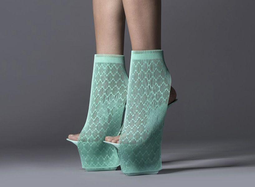 Image result for Portland designer to debut 3D printed shoes