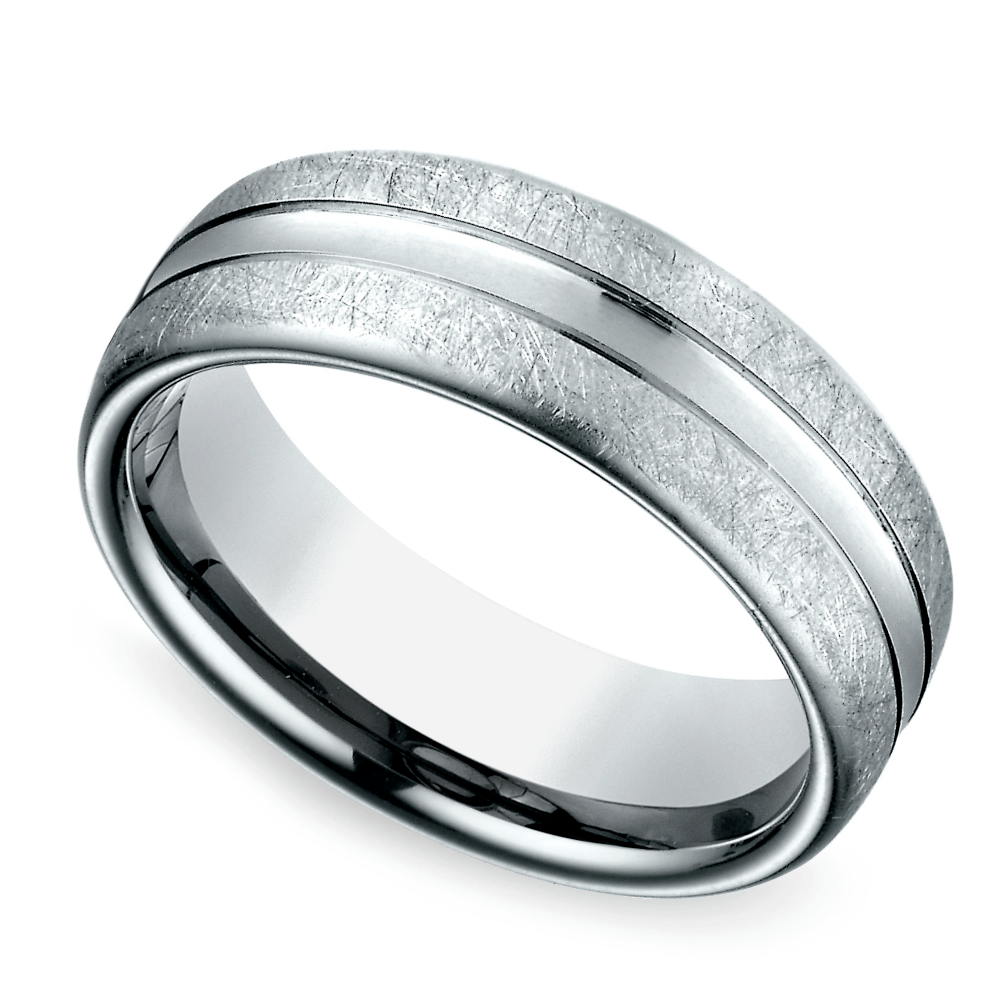 What Is The Best Material For Men S Wedding Bands Mens Wedding Rings Platinum Mens Wedding Rings Wedding Rings