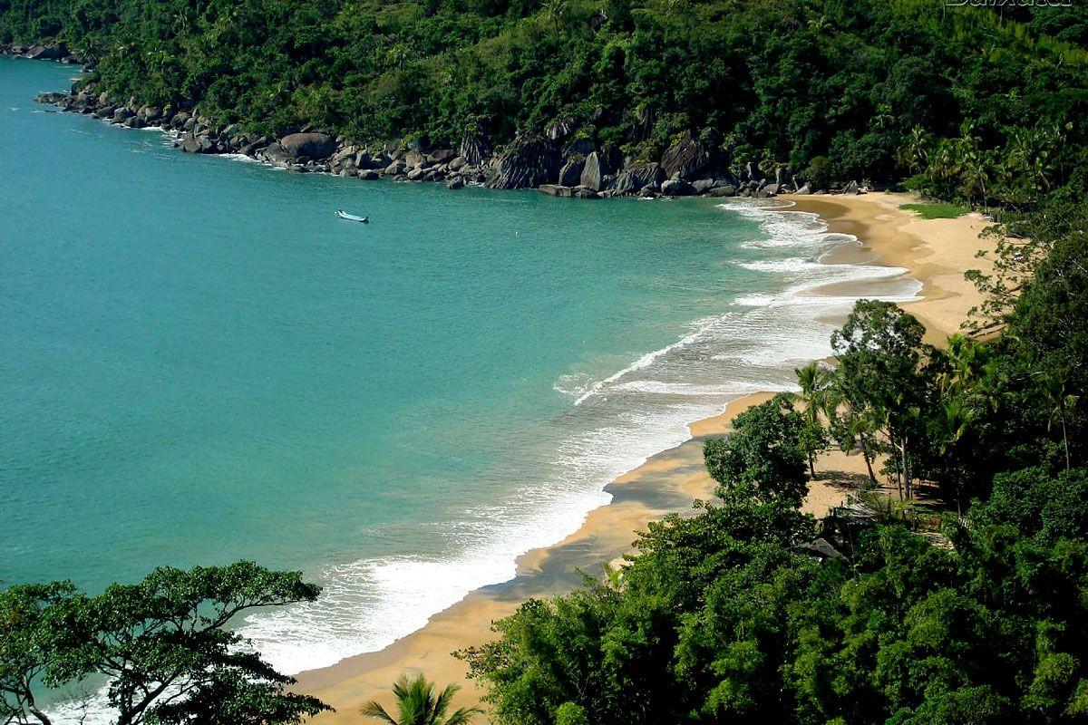 Praia Bonete, Ilhabela (SP)