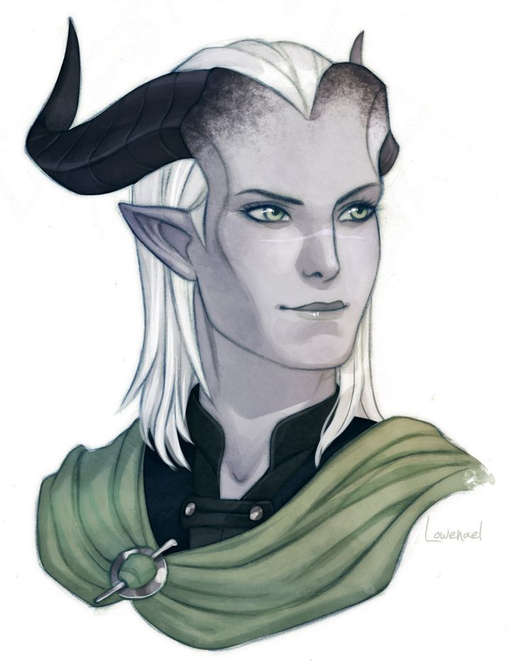 83eef3fa3 Teifling horns - elf ears adaar | Tumblr | D&D costumes in 2019 ...