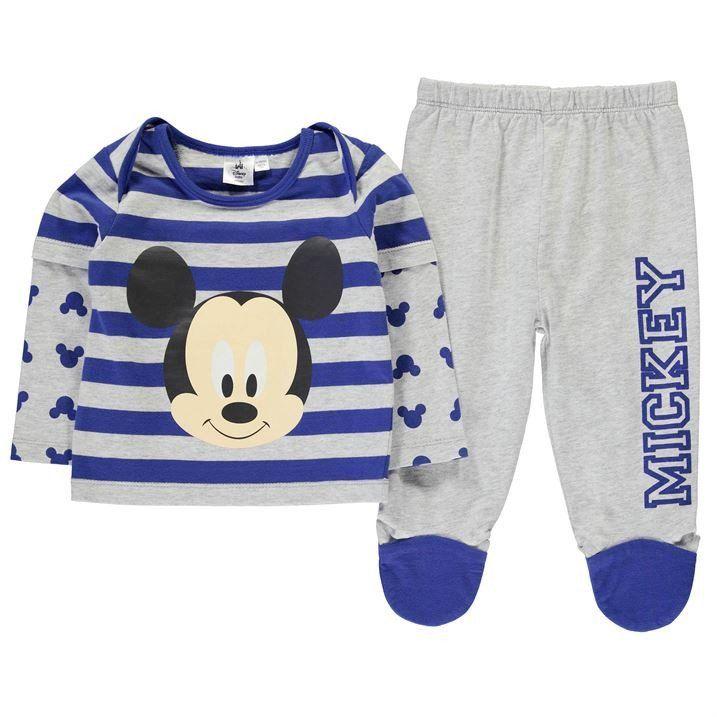 7778ad7cafde Disney Baby Mickey Mouse Pyjama Set