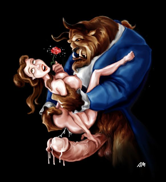 beauty and the beast 2 porn