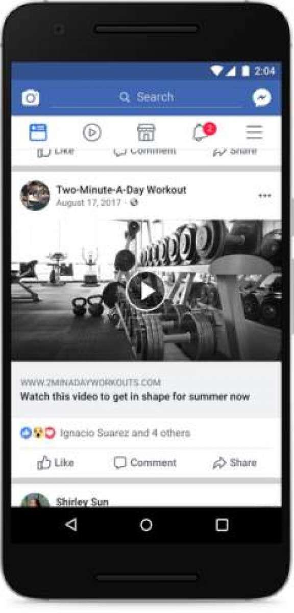 اب فیس بک جعلی پلے بٹن والی ویڈیو نما تصاویر پوسٹ کرنے والوں کے خلاف اقدامات کرے گا، اُردو پوائنٹ ٹیکنالوجی
