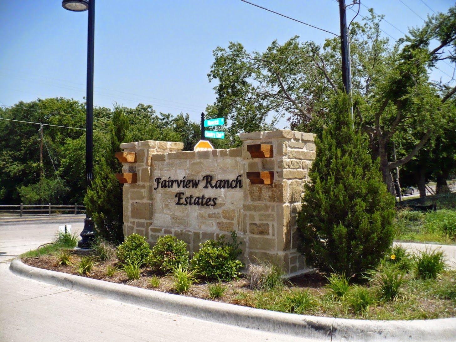 Fairview ranch estates fairview ranch estates