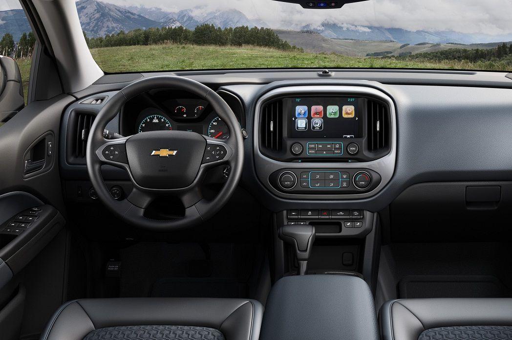 2016 Chevy Silverado Interior View Chevrolet Colorado Chevy