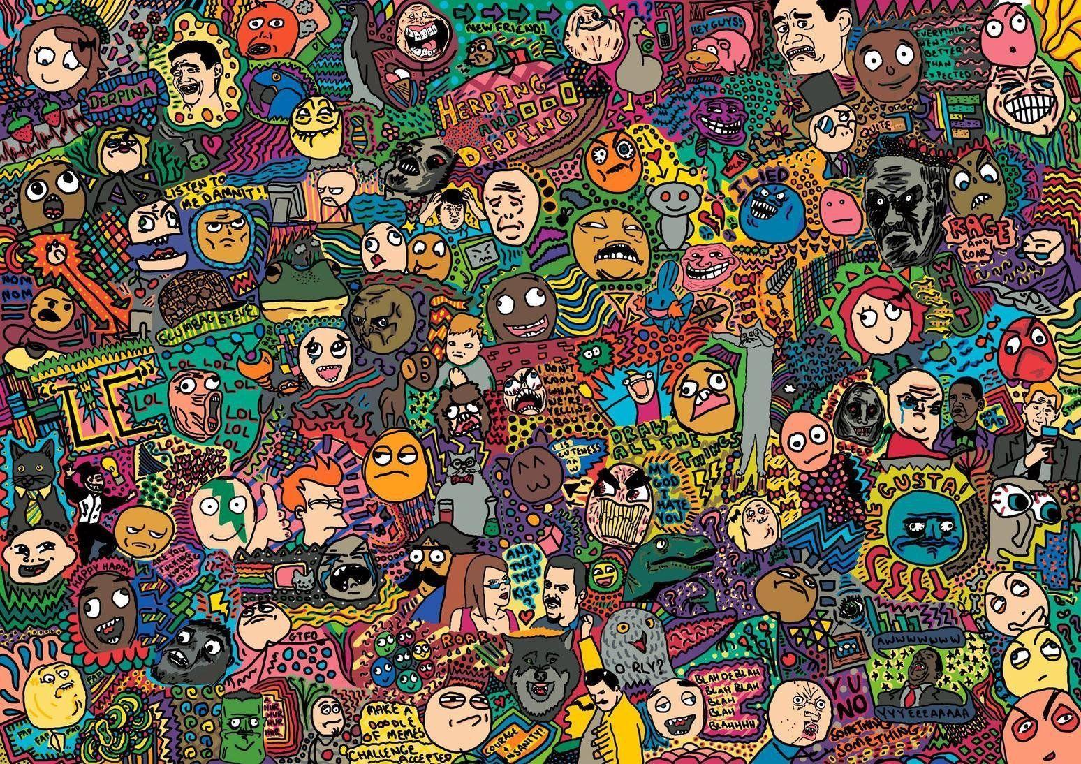 Meme Wallpaper 2020 Laptop Funny P Funny Wallpapers Colorful Wallpaper