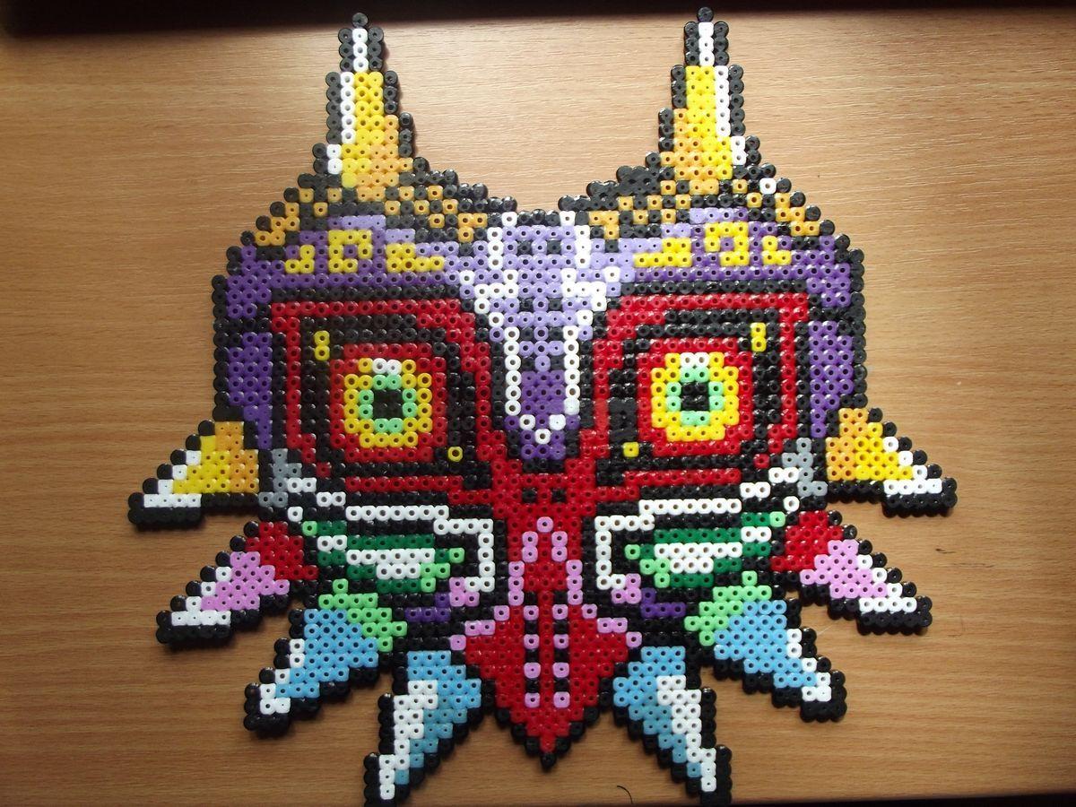 pixel art zelda majora's mask