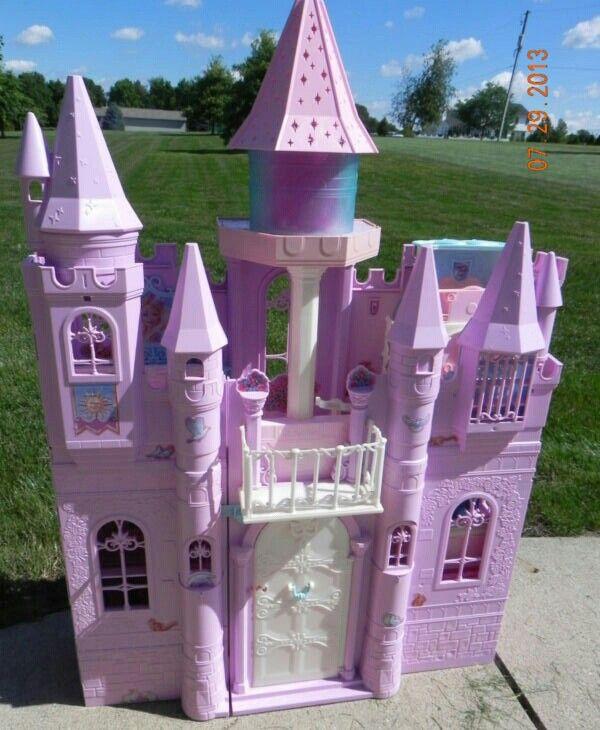 barbie of swan lake castle