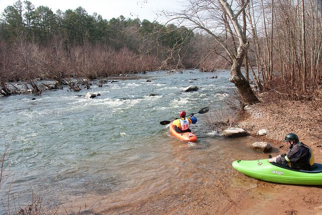 Expert kayakers should check out millstream gardens - Millstream gardens conservation area ...