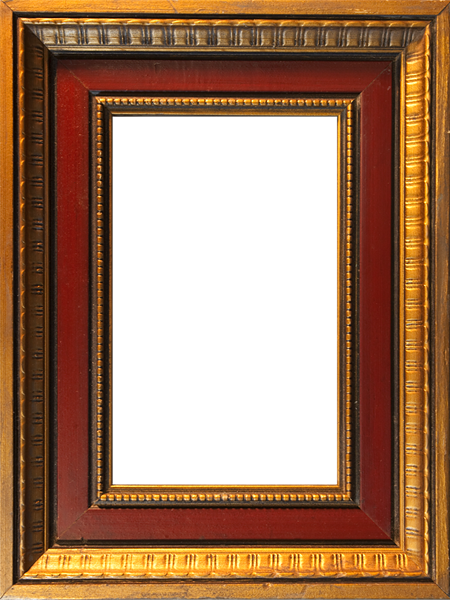 Presentation Photo Frames Tall Traditional Rectangle Style 21