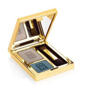 "Elizabeth Arden Beautiful Color Eyeshadow Duo in ""Misty Teal"""