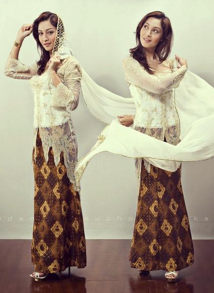 Tampil Cantik Dengan Gaun Kebaya Modern Terbaru Untuk Berbagai Usia
