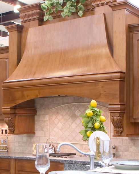 wooden vent hoods google search craftsman style kitchen wooden vent hood home decor on outdoor kitchen vent hood ideas id=12742
