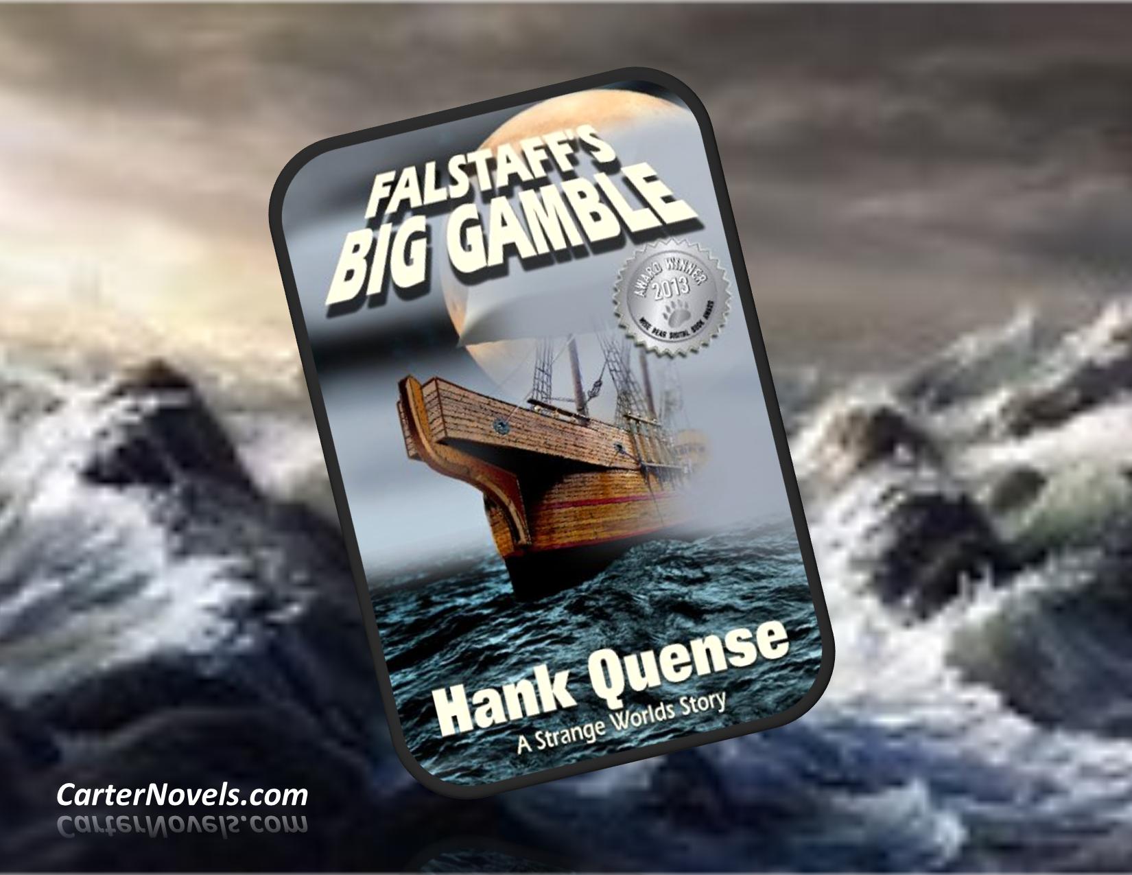 Falstaff S Big Gamble Genre Humor Satire Fantasy Indie Book