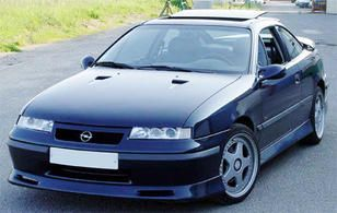 Opel Calibra Turbo 4x4 Retro Cars Classic Motors 4x4