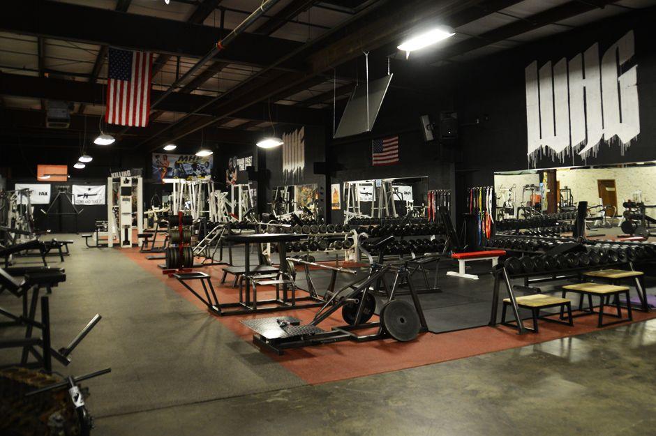 The Warhouse Gym House Gym Gym Interior Gym