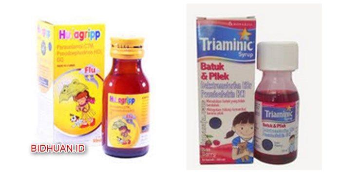 Manfaat Obat Batuk Ibu Dan Anak