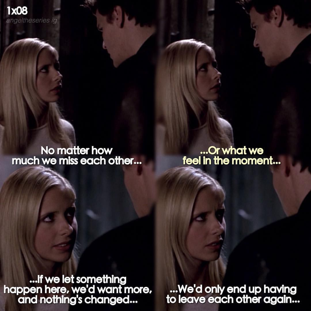 Buffy And Angel Episode I Will Remember You