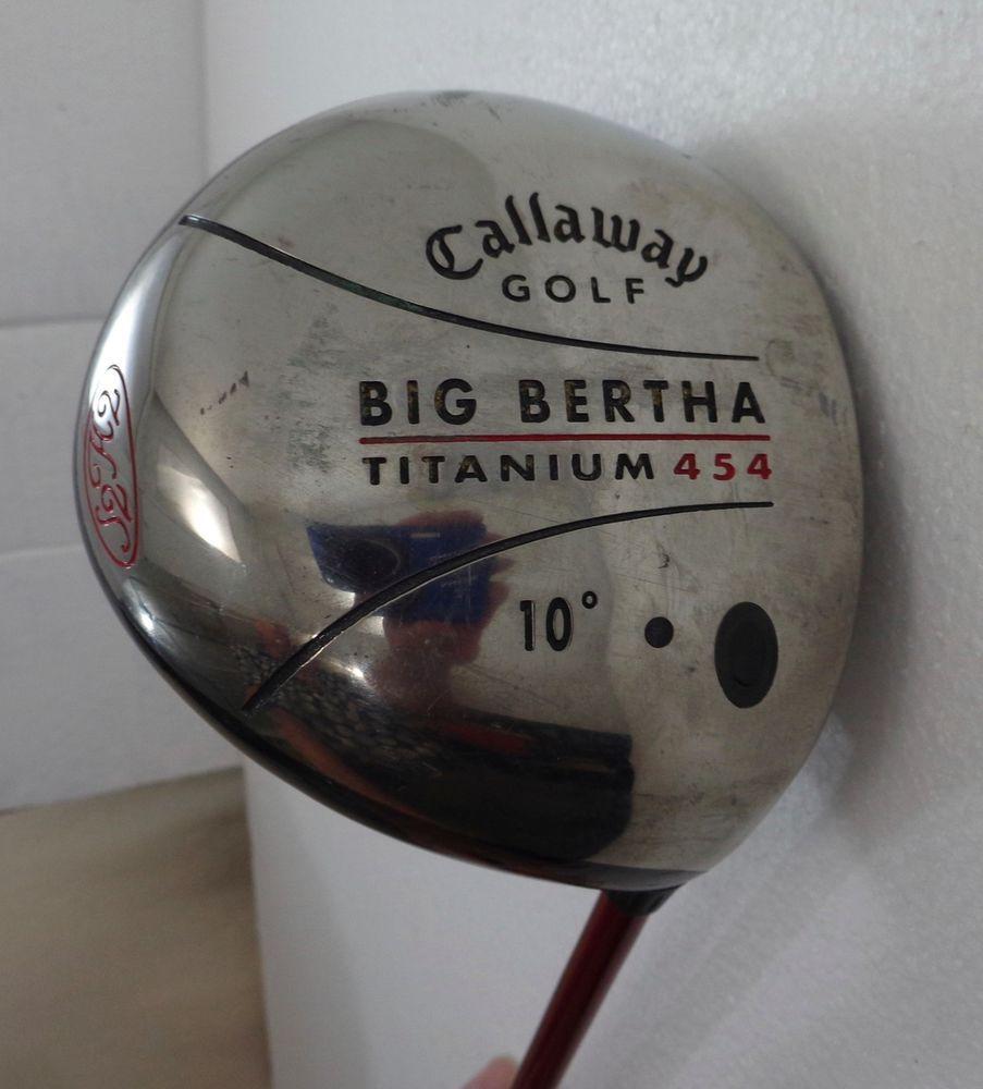 Callaway Big Bertha War Bird Drivers