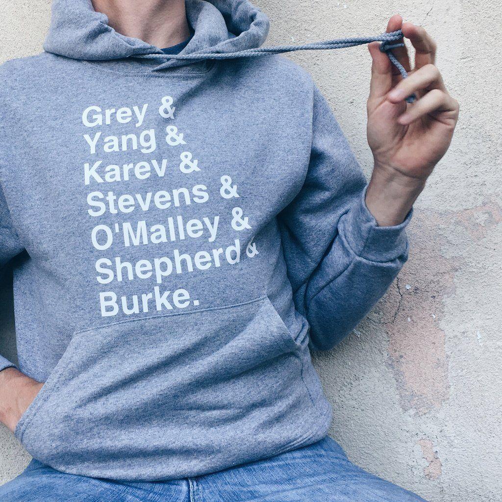 Grey\'s Anatomy OG Hoodie | Anatomía de grey, Anatomía y Fondos