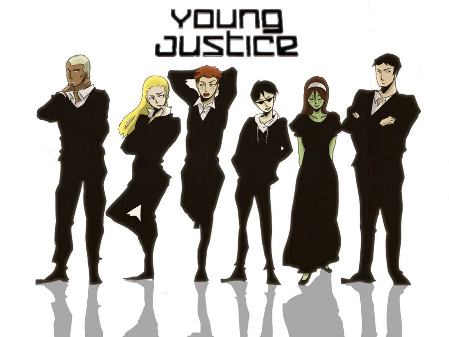 Young Justice Wallpaper Yj Goes Undercover Young Justice Nightwing Young Justice Young Justice League