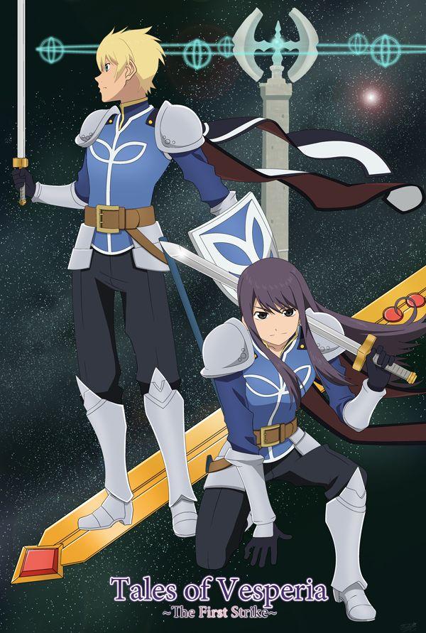 Tags Anime Tales Of Vesperia Yuri Lowell Flynn Scifo Pixiv Id