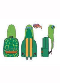 Teenage Mutant Ninja Turtles Hooded Backpack - goHastings $36.99  New one?
