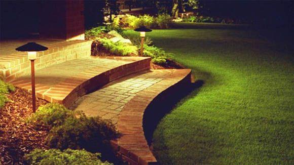 Garten einrichten beleuchtung und au enbereich - Garten einrichten ...