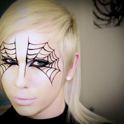 Halloween makeup   Holiday & Seasonal Ideas   Pinterest ...