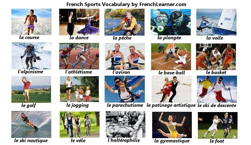 Sport Französisch