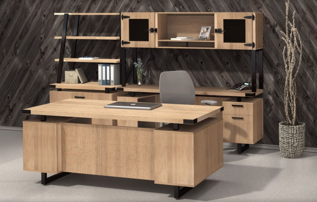 Safco Mirella Executive Office Furniture Set Mr1 Office