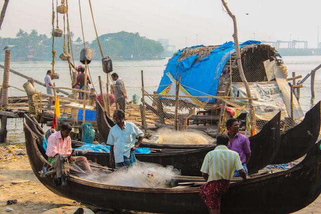 Travel The World Fishermen Of Kerala Kerala Easy Travel Travel