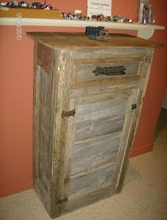 Need me some barn boards so I can make one of these