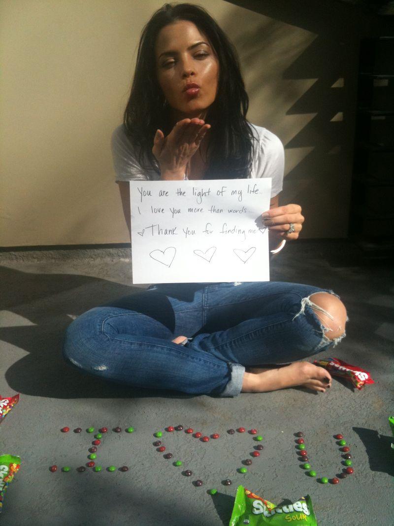 Jenna Dewan Tatum :) Post the Love <3
